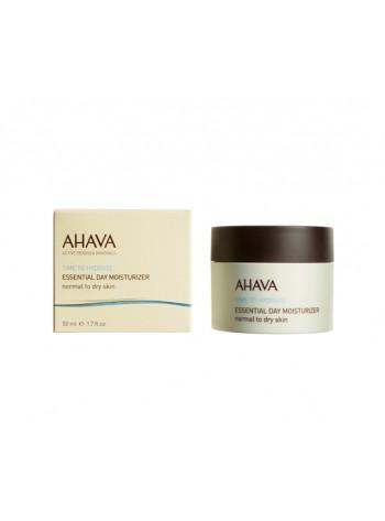 Ahava Essential Day Moisturizer: päevakreem normaalsele ja kuivale nahale
