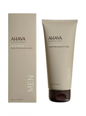 Ahava Foam-Free Shaving Cream: vahuvaba hamebeajamiskreem