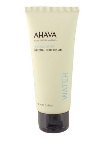 Ahava Mineral Foot Cream: mineraalidega rikastatud jalakreem
