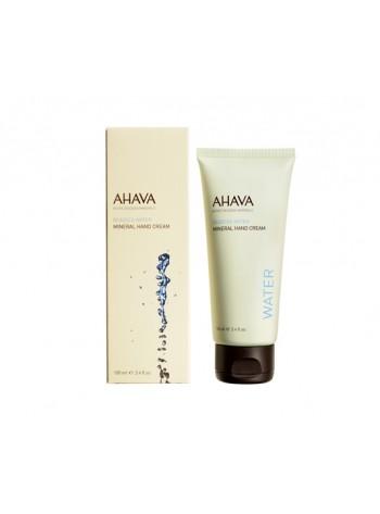 Ahava Mineral Hand Cream: mineraalidega rikastatud kätekreem