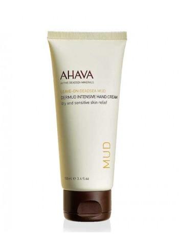 Ahava Dermud Intensive Hand Cream: intensiivne kätekreem