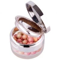 Missha Shimmer Blending Ball Blusher: särav põsepuna, Peach Glow