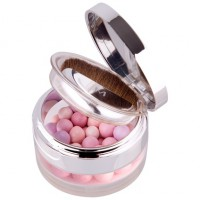 Missha Shimmer Blending Ball Blusher: särav põsepuna, Pink Glow