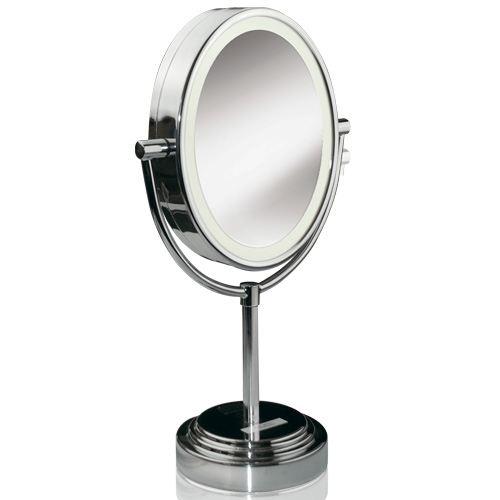 Babyliss peegel 8437e 7x suurendav peegel valgustusega for Vergrotende spiegel