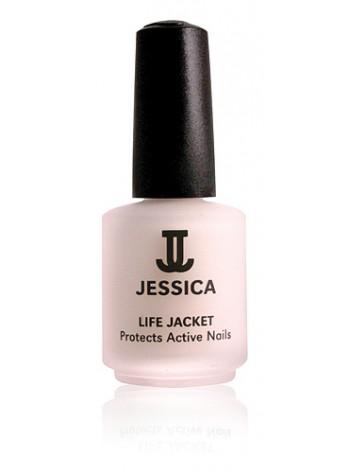 Jessica: aluslakk aktiivne küünekaitsja