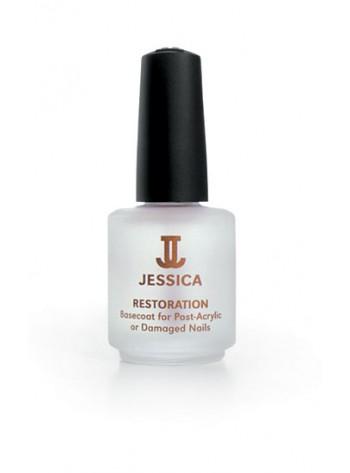 Jessica: aluslakk kahjustatud küüntele