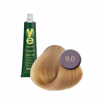 Ammoniaagivaba profijuuksevärv, 9.0 toon (naturaalne ere blond)