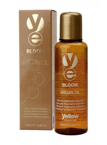 Alfaparf Yellow Bloom: argaaniaõli seerum läike andmiseks, niisutamiseks ja taastamiseks