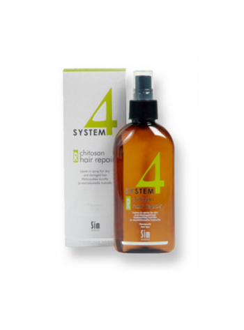 Sim System 4 Chitosan Hair Repair: juuksestruktuuri taastav sprei