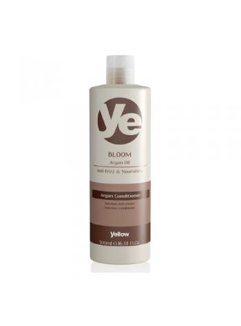 Alfaparf Yellow Bloom: toitev juuksepalsam läike andmiseks, 500 ml