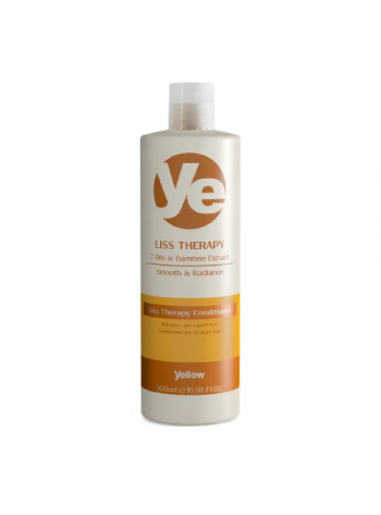 Alfaparf Yellow Liss Therapy: taastav ja sügavalt toitev juuksepalsam