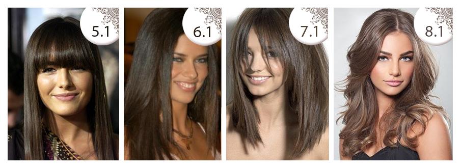 Как сделать цвет волос на один тон светлее 888