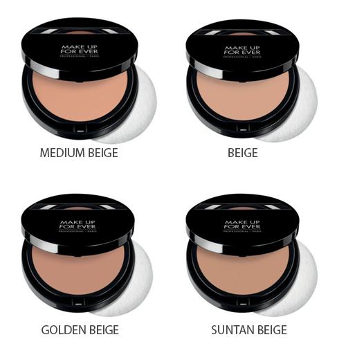 Velvet Finish Compact Powder By Make Up